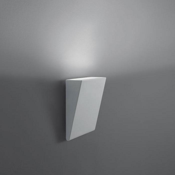 Imagen 1 de Cuneo Aplique Exterior LED 17W Gris claro