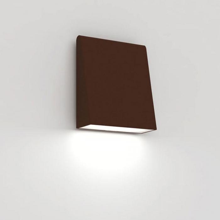 Imagen 1 de Cuneo Aplique Exterior LED 17W Rojo Robín