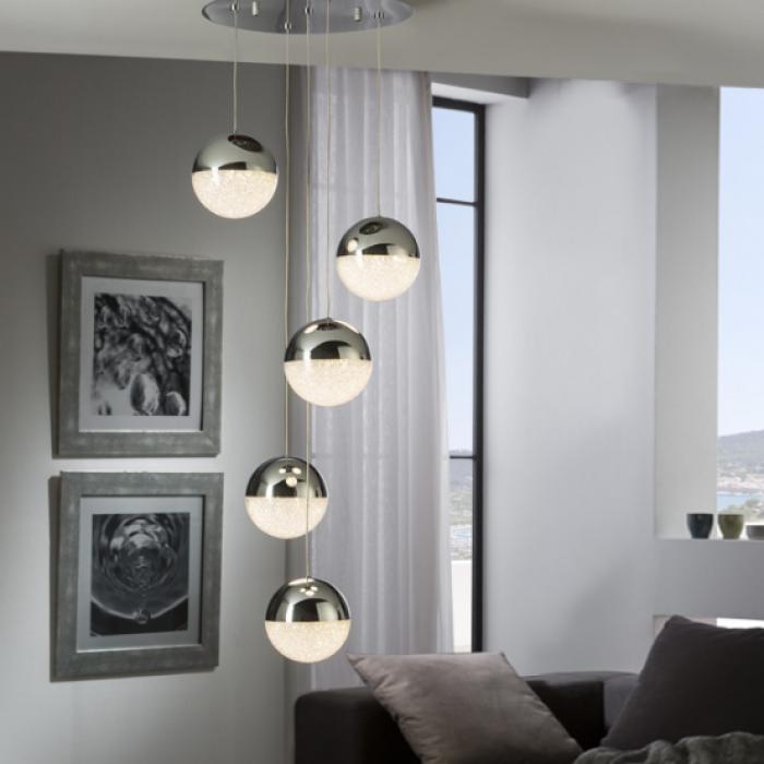Imagen 1 de LAMPARA 5L LED·SPHERE·Ø33