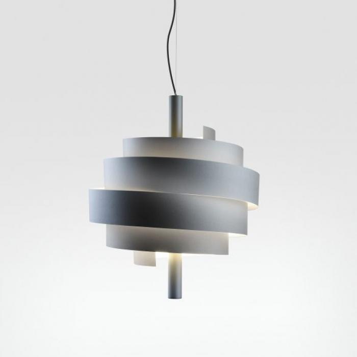 Imagen 1 de Piola Lámpara Colgante LED 11.7W Grafito