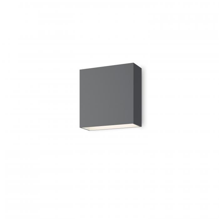 Imagen 1 de Lámpara de pared Structural 2600 Gris D1. 1 × LED PLATE 24V 6W