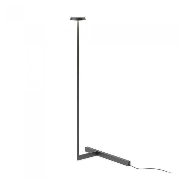 Imagen 1 de Lampara de pie Flat 5955 1 x LED PLATE 7 W 400mA - Negro