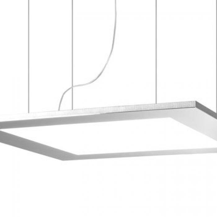 Imagen 1 de Atenea Pendant Lamp 60X60 Silver