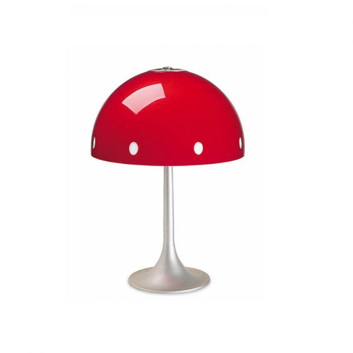 Imagen 1 de Retro Table Lamp 49cm E27 2x60w white