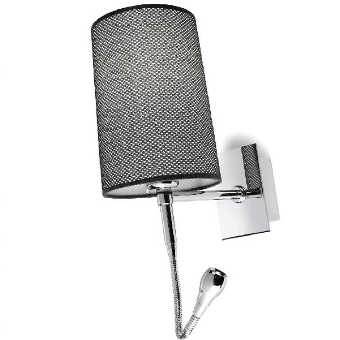 Imagen 1 de Basic Wall Lamp lampshade Black
