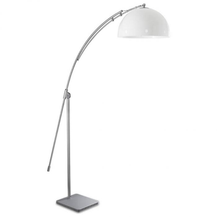 Imagen 1 de Retro lamp of Floor Lamp niquel mate