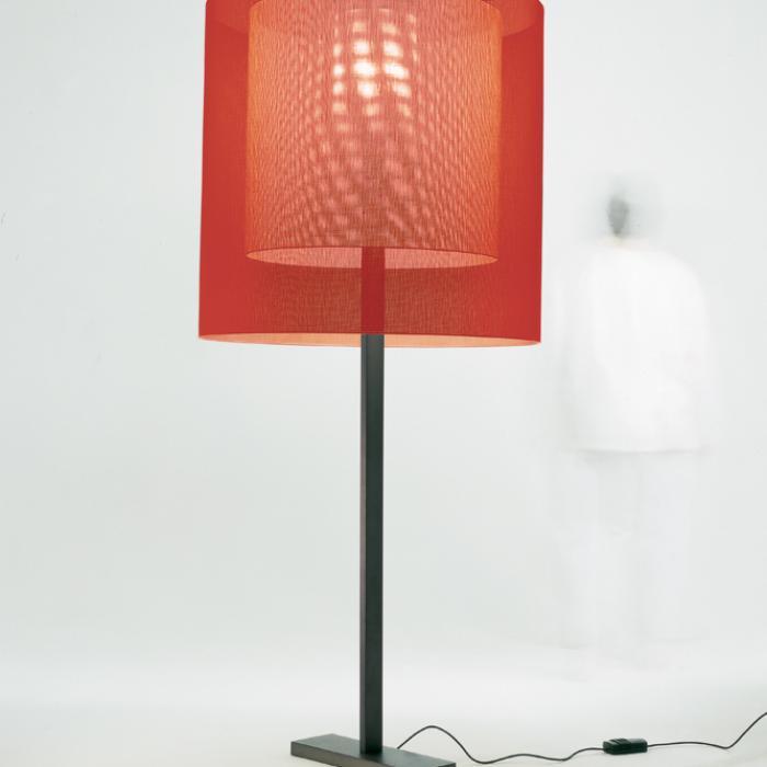 Imagen 1 de Moaré lámpara of Floor Lamp Estructura