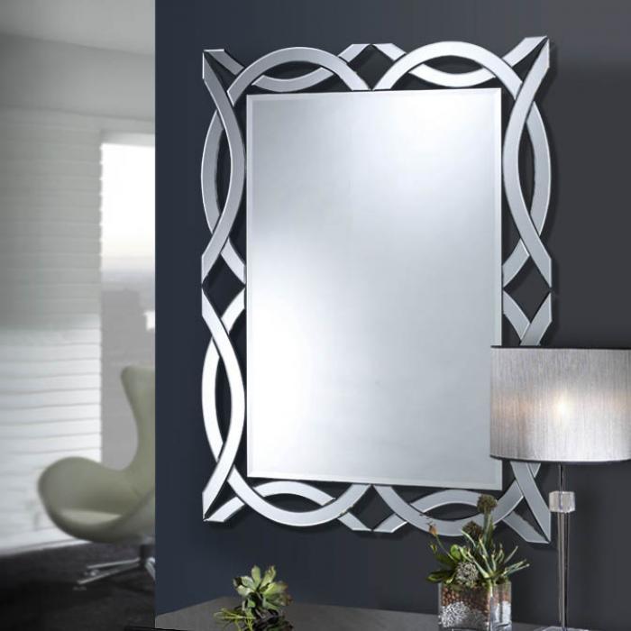 Imagen 1 de Alhambra espejo rectangular 87x122cm