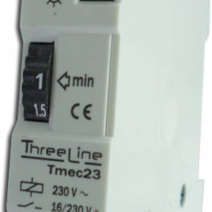 Imagen 1 de Minutero Temporizador de escalera Carril DIN (1 mod)