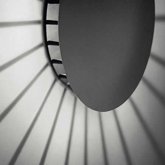 Imagen 1 de Meridiano Aplique Exterior 1xLED 7,7W - Lacado blanco roto mate