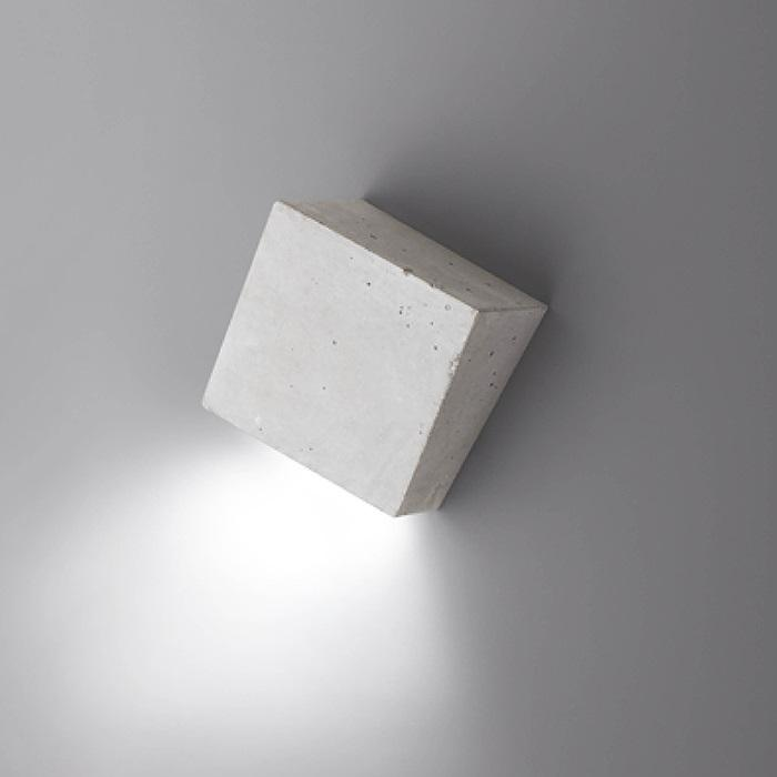 Imagen 1 de Break Aplique 12x11cm 1xLED 2,1W dimmable - Hormigon