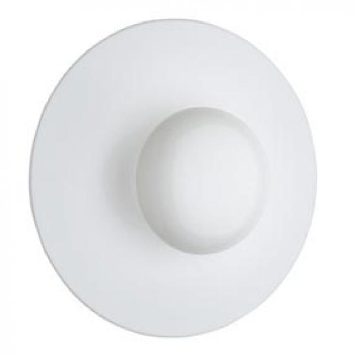 Imagen 1 de Funnel D50 Wall Lamp Halogen R7s 3x80w Lacquered white bright