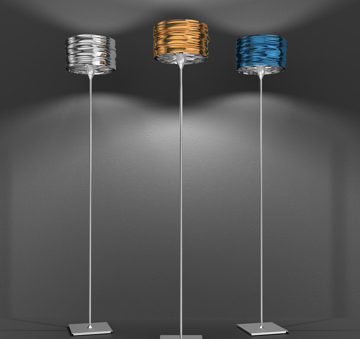 Artemide aqua cil solo estructura para l mpara 0926010a - Estructuras para lamparas ...
