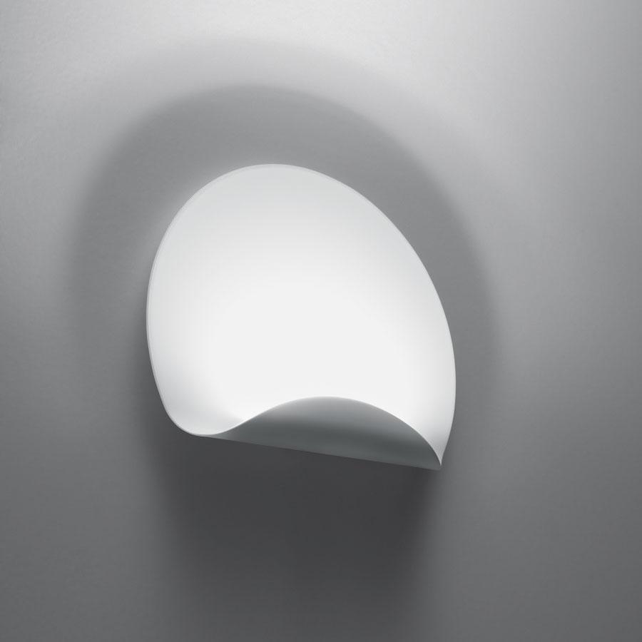 artemide dinarco wall lamp 1x160w r7s hl white 1611010a. Black Bedroom Furniture Sets. Home Design Ideas