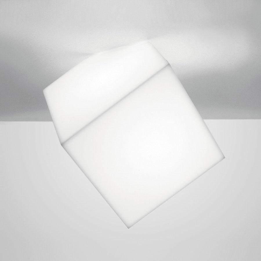 Artemide Edge wallceiling lamp 30 e27 23w tct 1293010A