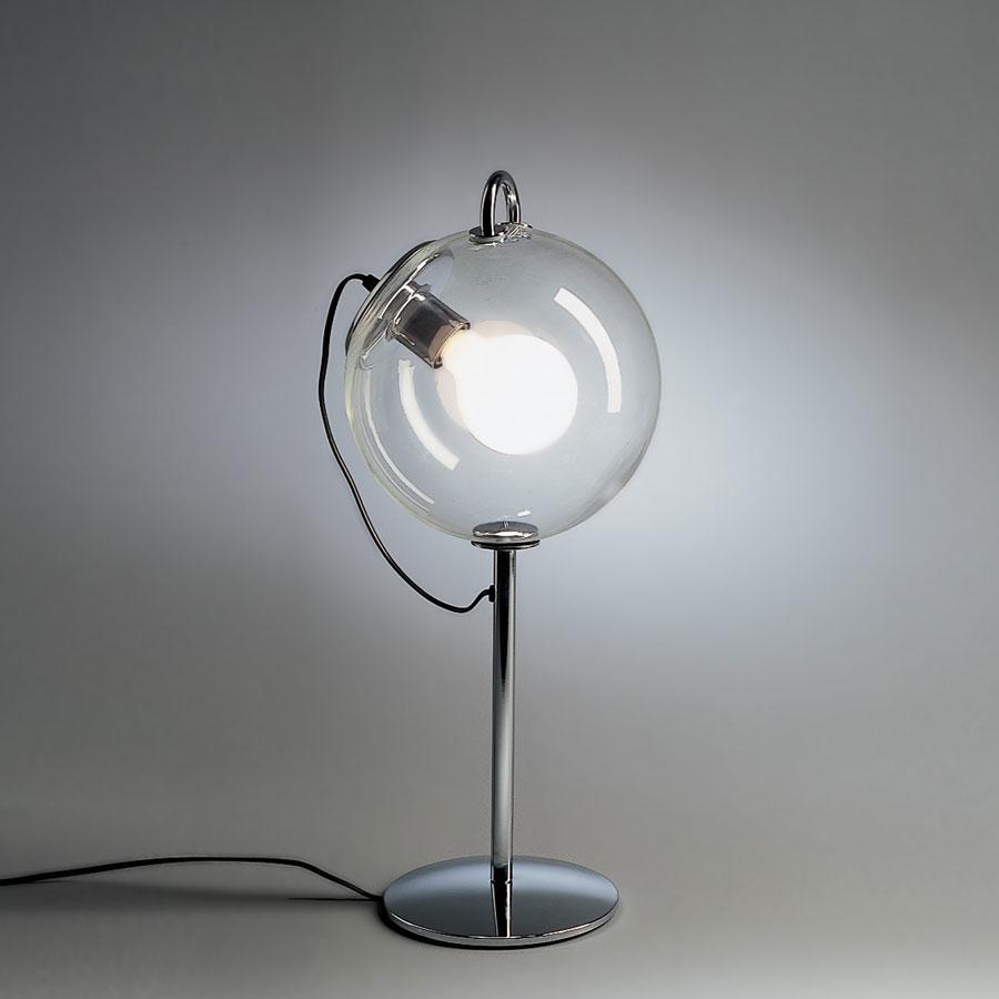 artemide miconos lampe de table no dimmable a000450 l mparas de dise o. Black Bedroom Furniture Sets. Home Design Ideas