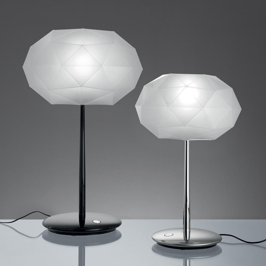 Artemide soffione stelo lampada da tavolo 36 1668130a - Artemide lampada da tavolo ...