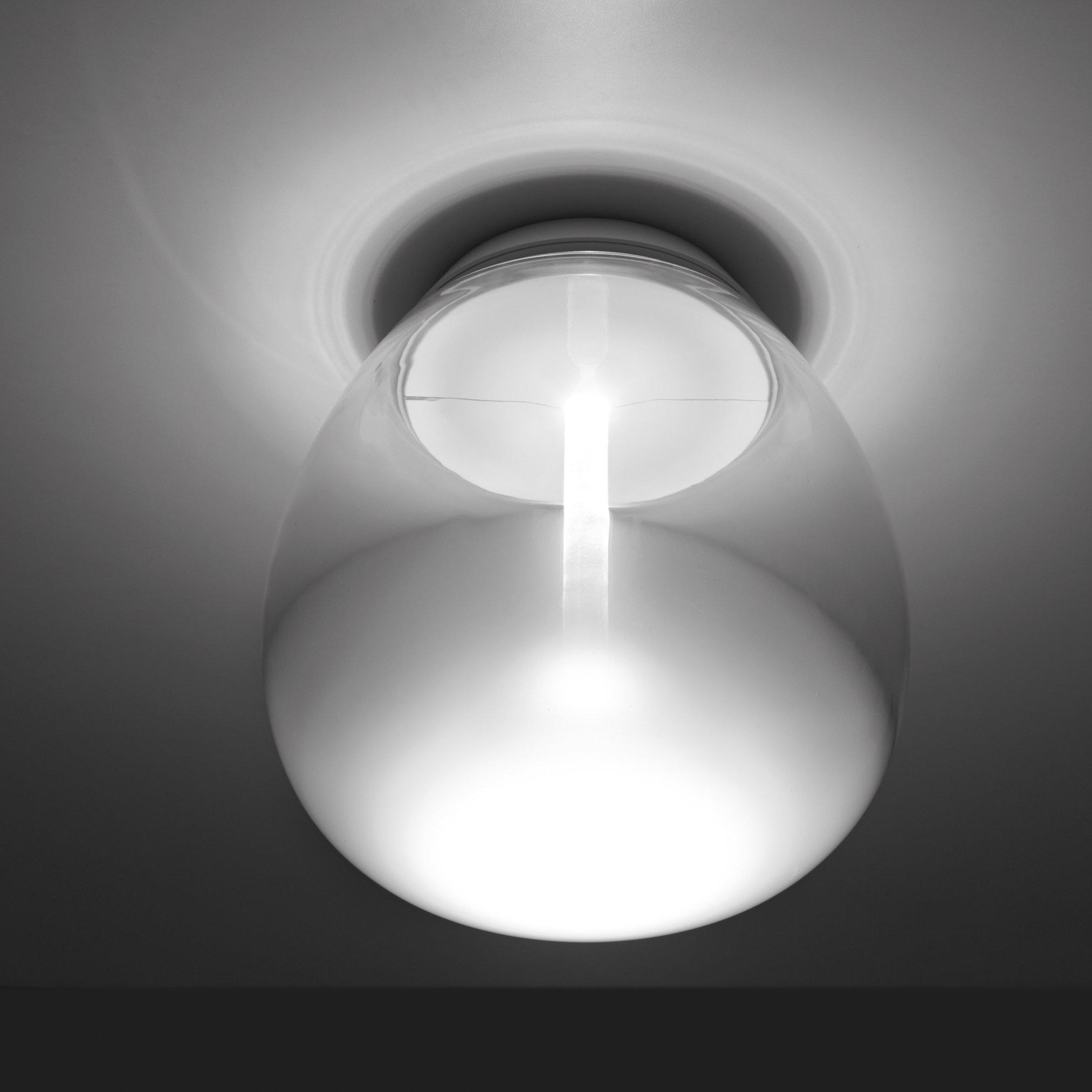 artemide empatia 36 wall ceiling lamp 29w led 1822010a l mparas de dise o. Black Bedroom Furniture Sets. Home Design Ideas