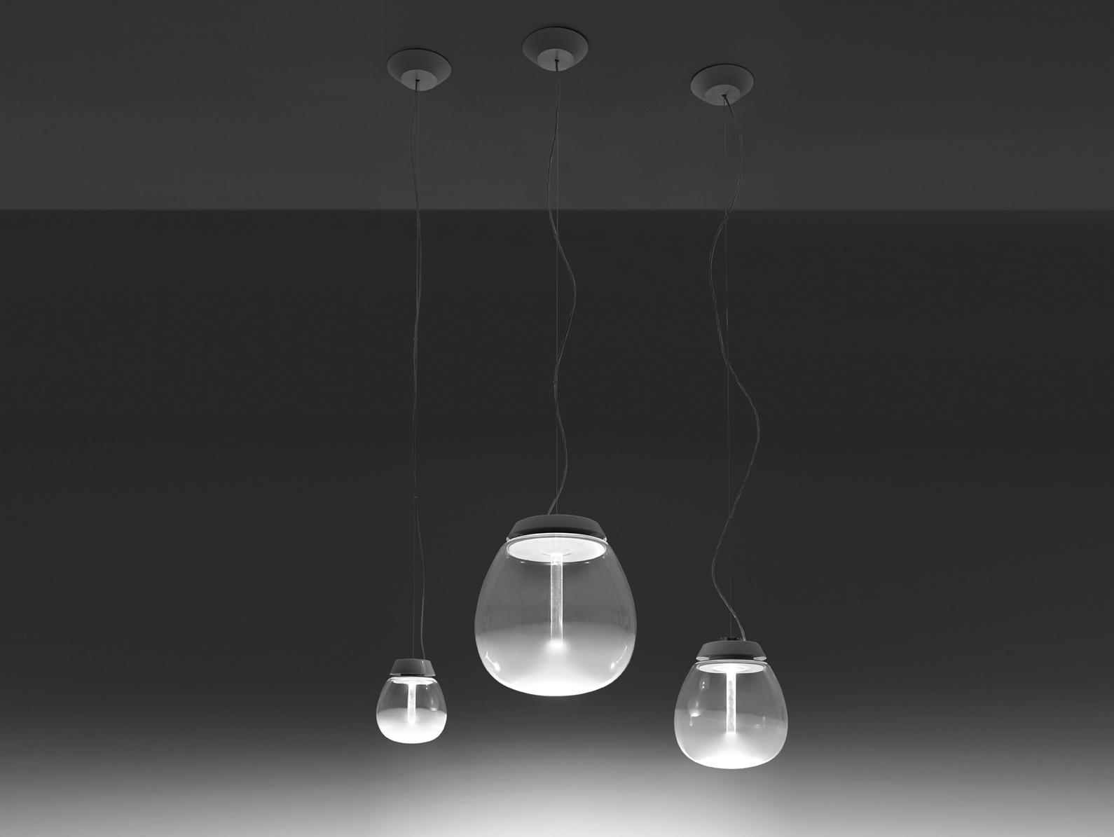 Lampade Da Soffitto A Led Artemide : Artemide empatia lampada da tavolo w led a lámparas