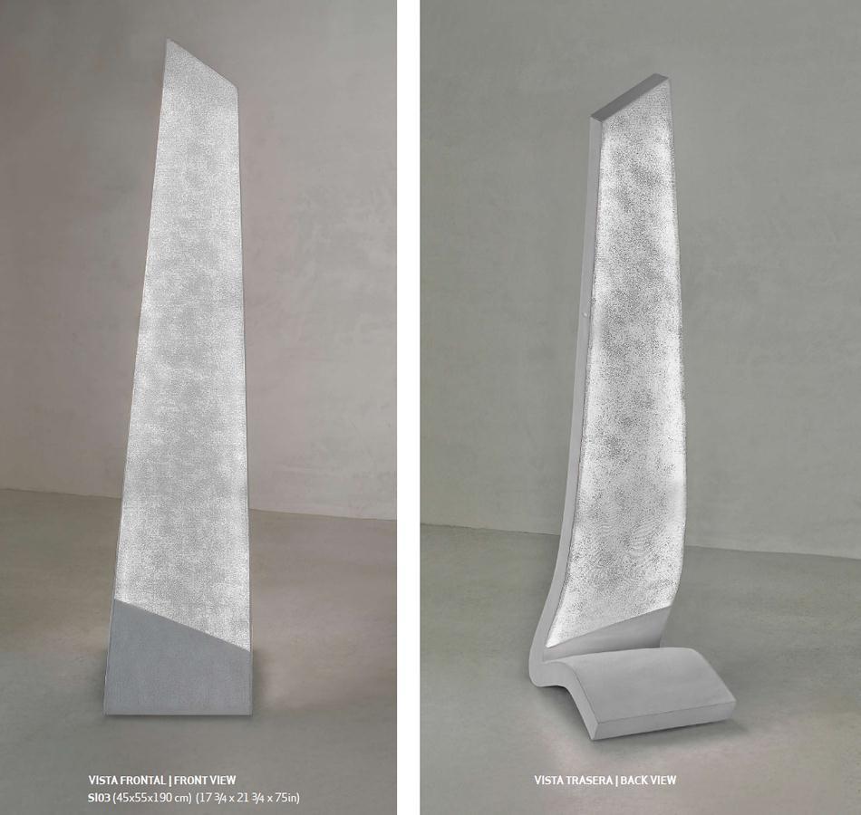 Arturo alvarez spline l mpara of floor lamp si03 - Lamparas arturo alvarez ...