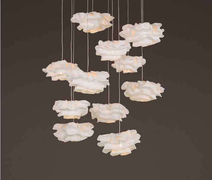Arturo alvarez nevo pendant lamp composition 11 pendant - Lamparas arturo alvarez ...