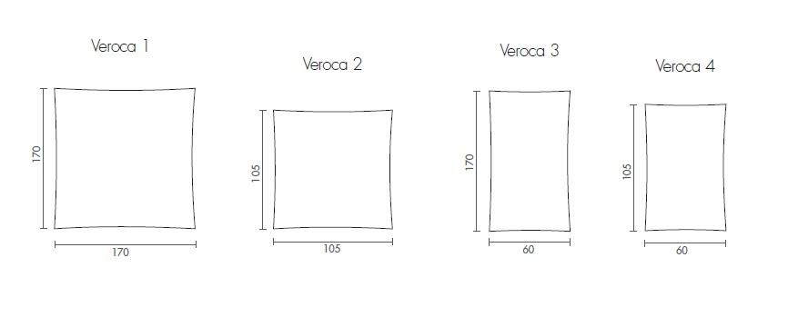 Veroca Print 1 accesorio tela Otono B.Lux Foto