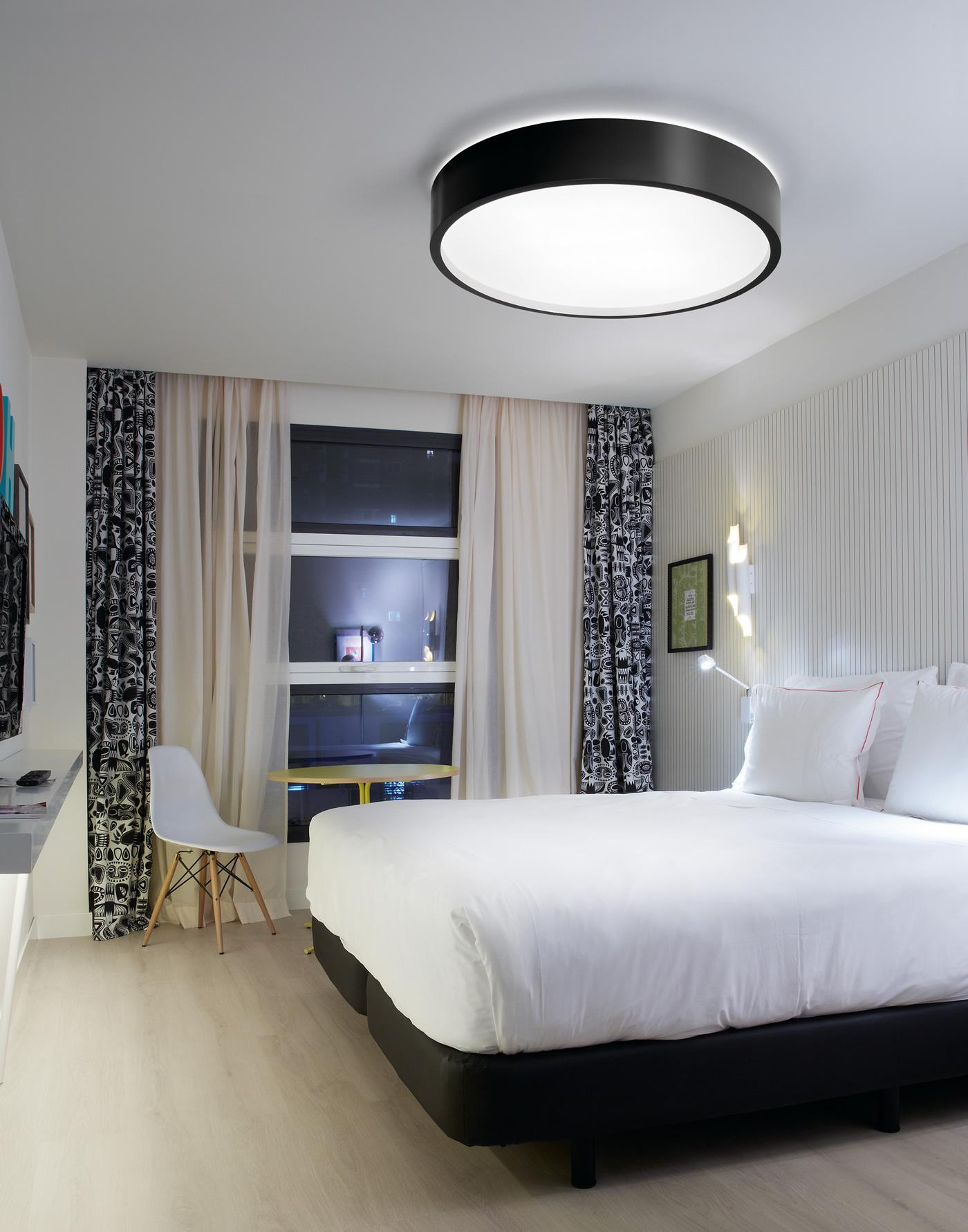 bover elea 85 plaf n 2g11 55w blanco lacado 510332401. Black Bedroom Furniture Sets. Home Design Ideas