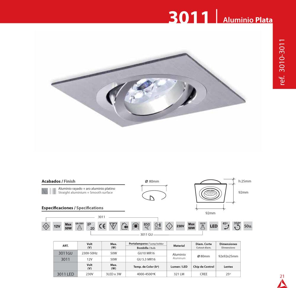 bpm lighting 3011 square recessed of 1 light led 3011. Black Bedroom Furniture Sets. Home Design Ideas