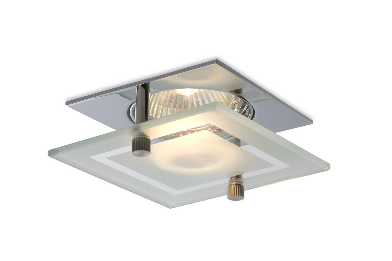 bpm lighting 1101 aro empotrable de cristal 1 luz 1101. Black Bedroom Furniture Sets. Home Design Ideas