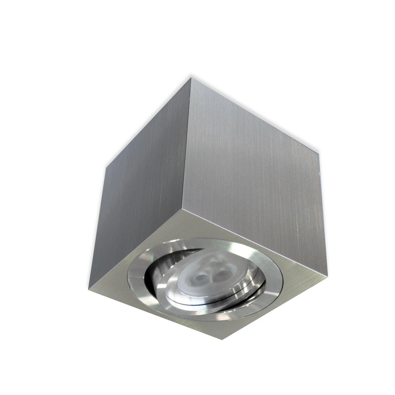 bpm lighting 8016 plaf n cuadrado 1 luz gu10 8016 gu10. Black Bedroom Furniture Sets. Home Design Ideas