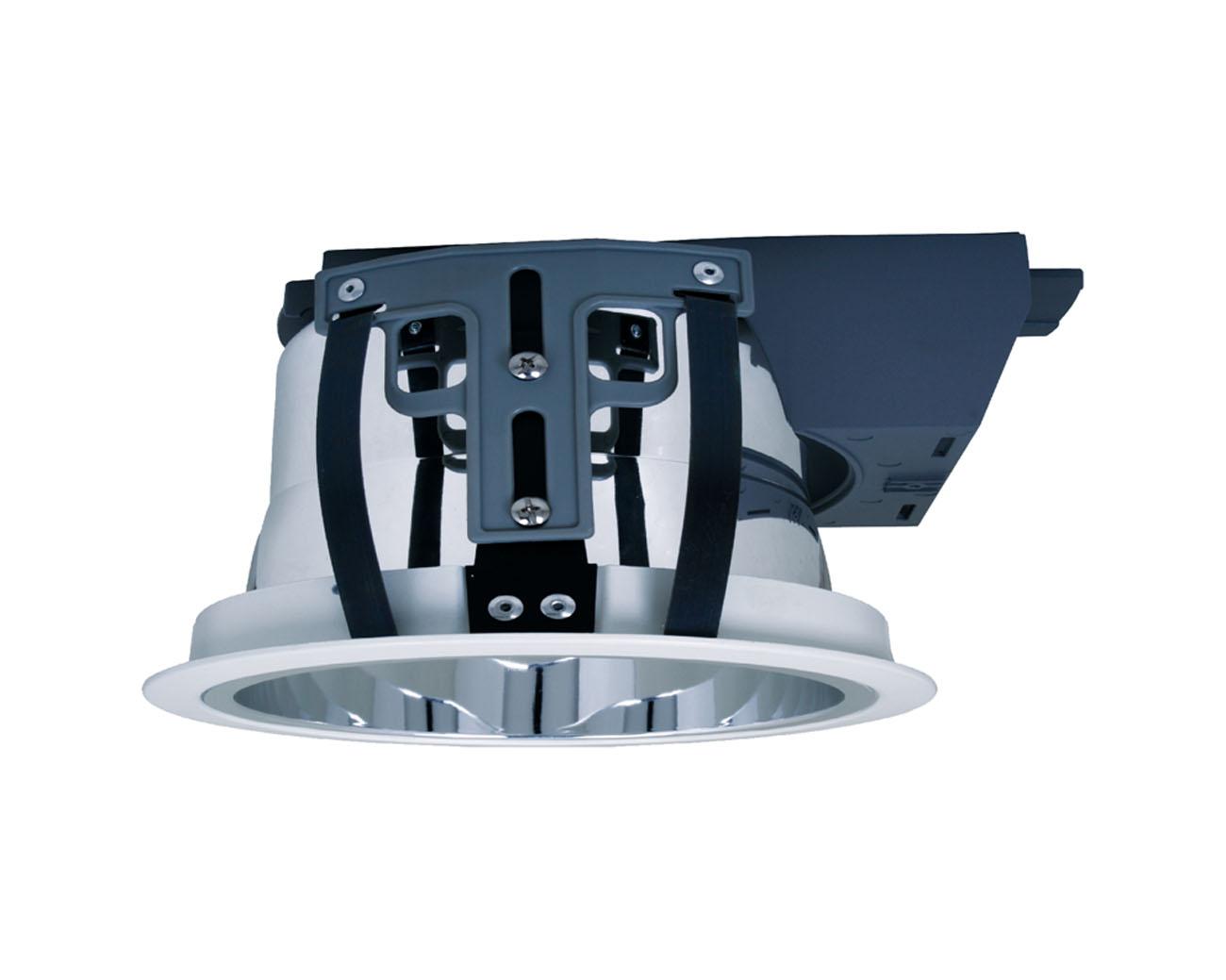 bpm lighting 8080 downlight round plc plt 2x32 42w 8080. Black Bedroom Furniture Sets. Home Design Ideas