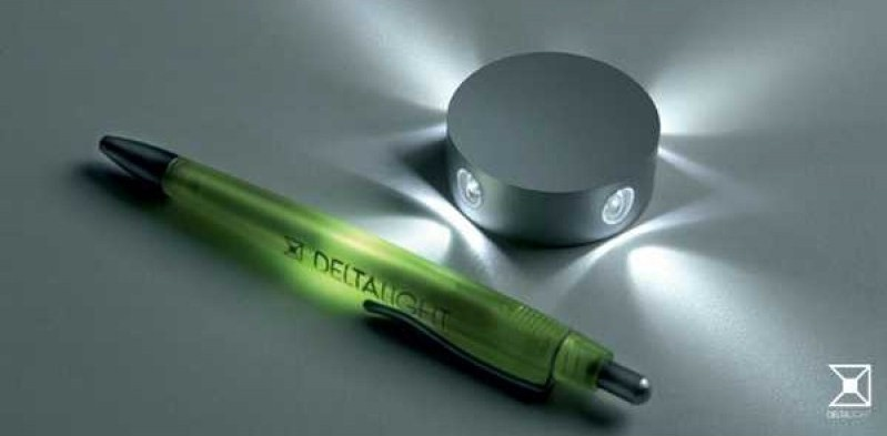 Delta Light Puk 4 Beacon 4 Beams Light White 4xled 301 00