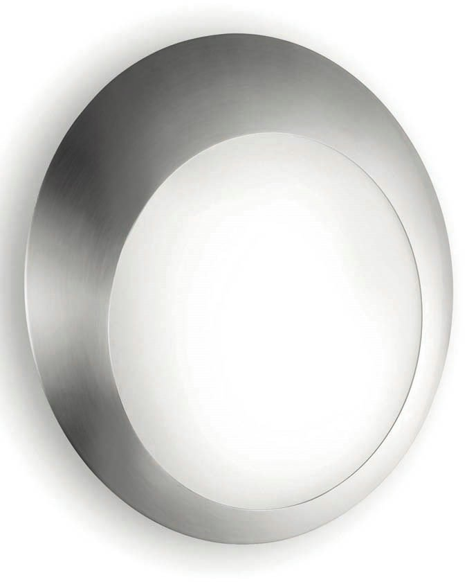 Estiluz Eclipse To 2423 Wall Lamp White Shiny A 2423 74