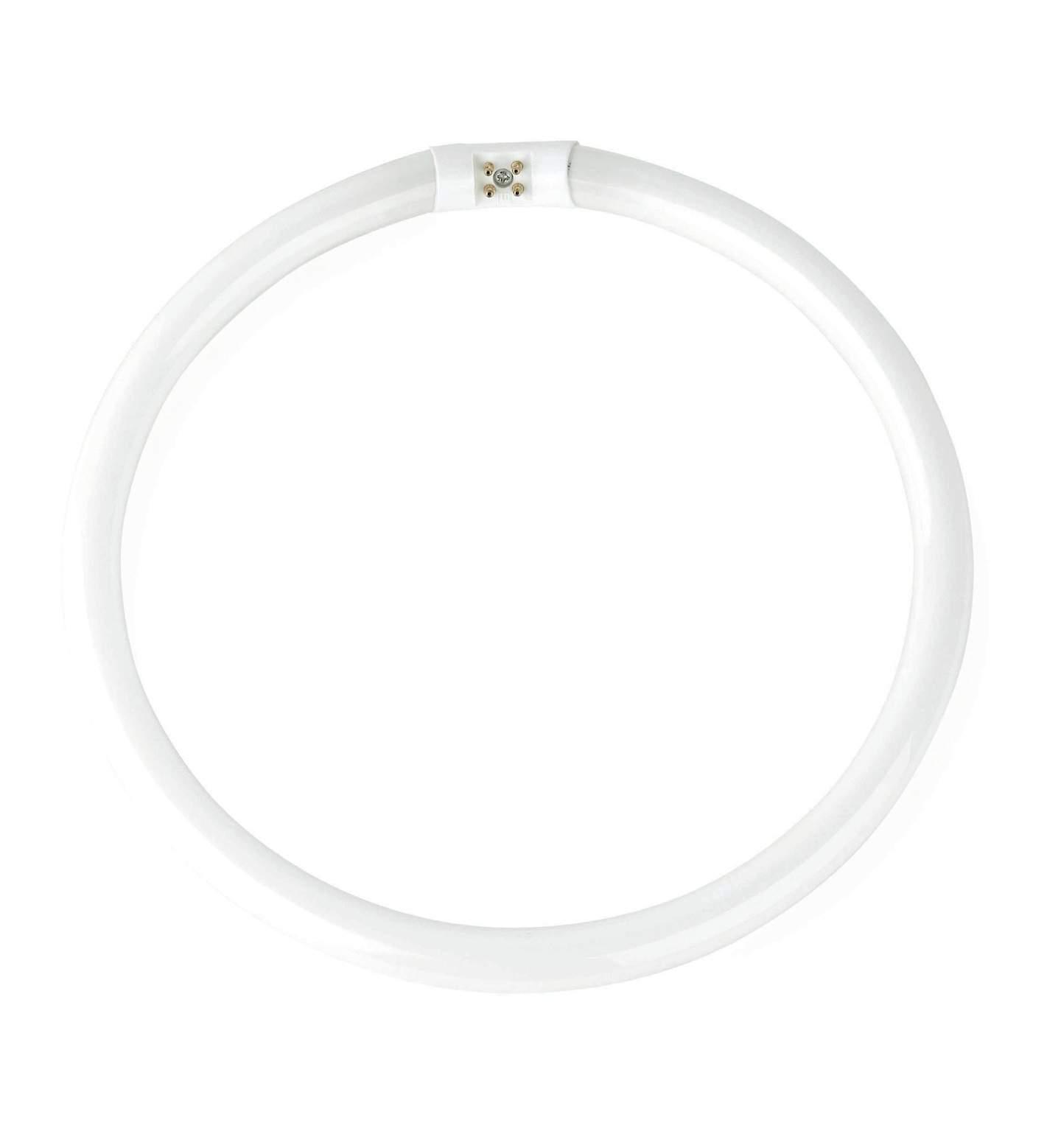 Faro tubo fluorescente bajo consumo t5 2gx13 15853 for Tubo fluorescente circular 32w