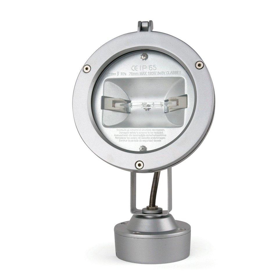 Faro Konic Projector Outdoor Grey 1l 150w 70012 L Mparas De Dise O
