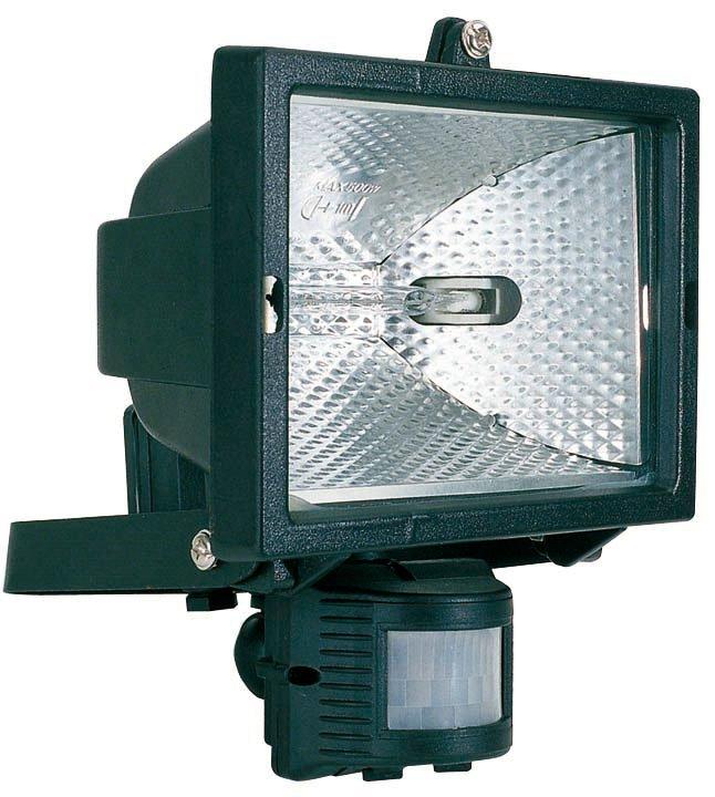 Faro Zenit Pir Projector Outdoor Black Sensor 70042n L Mparas De Dise O