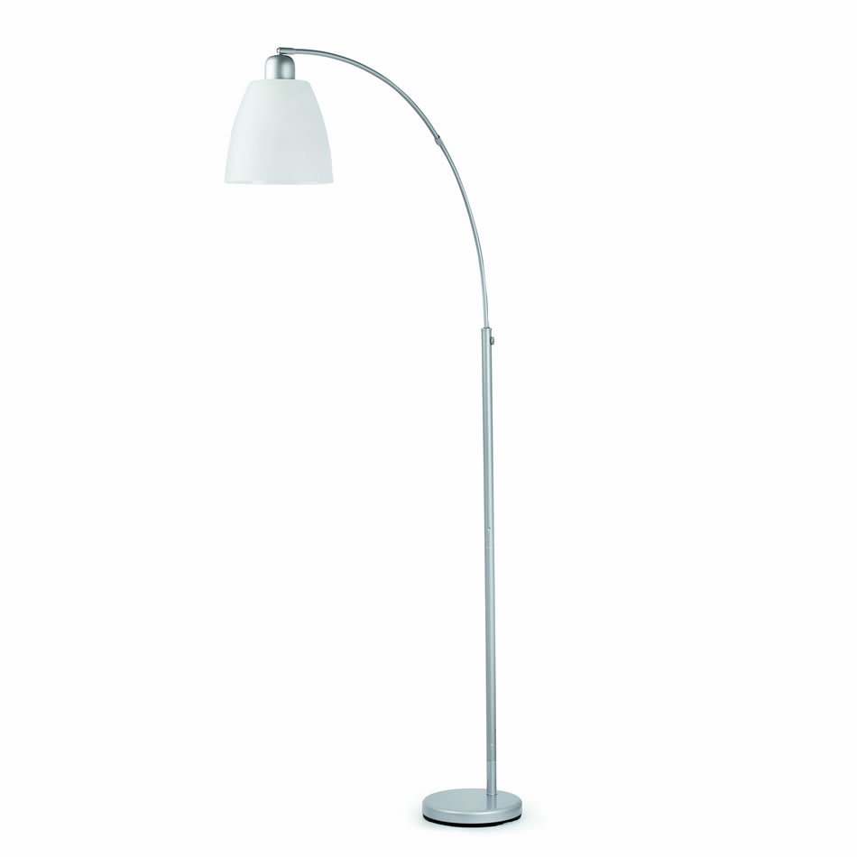 Faro yumi lampara of floor lamp grey 57065 lamparas de for Yumi led floor lamp