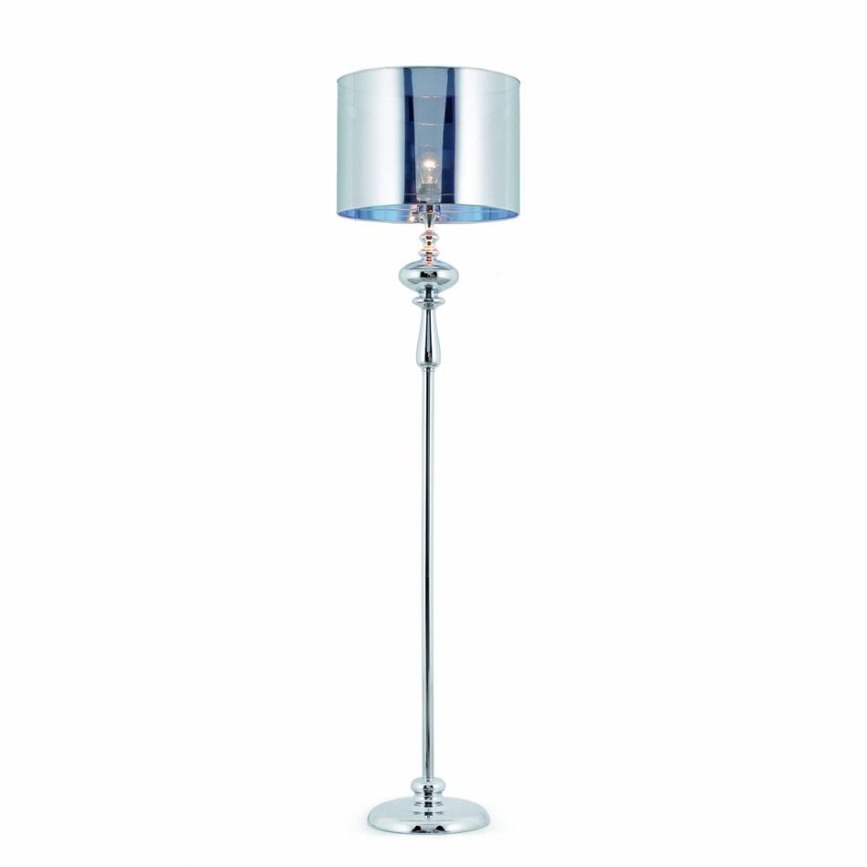 Faro quo l mpara von stehlampe chrom 66178 l mparas de - Lamparas de interior modernas ...