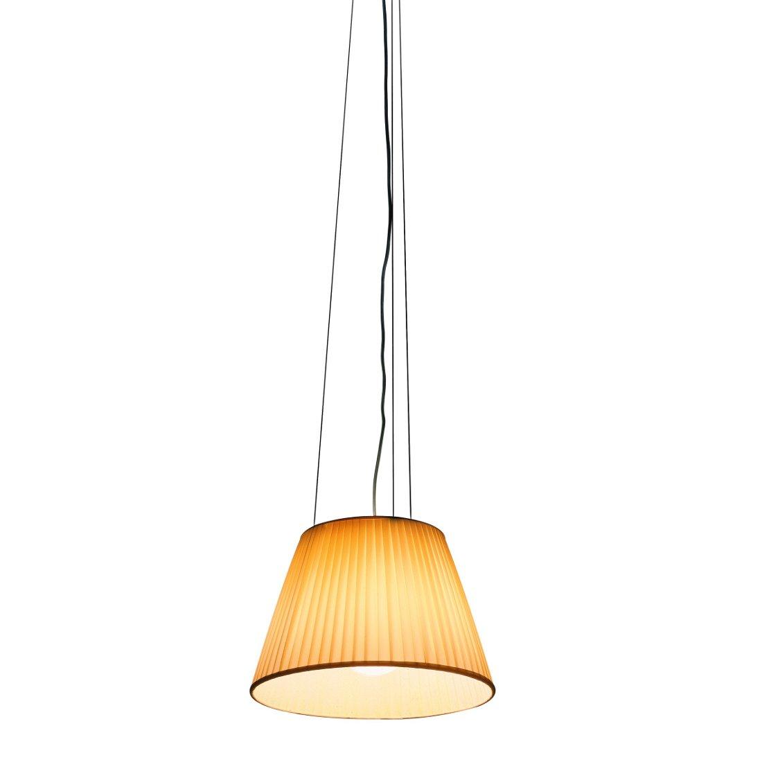 Flos romeo soft s1 l mpara colgante blanco f6105007 - Diseno lamparas colgantes ...