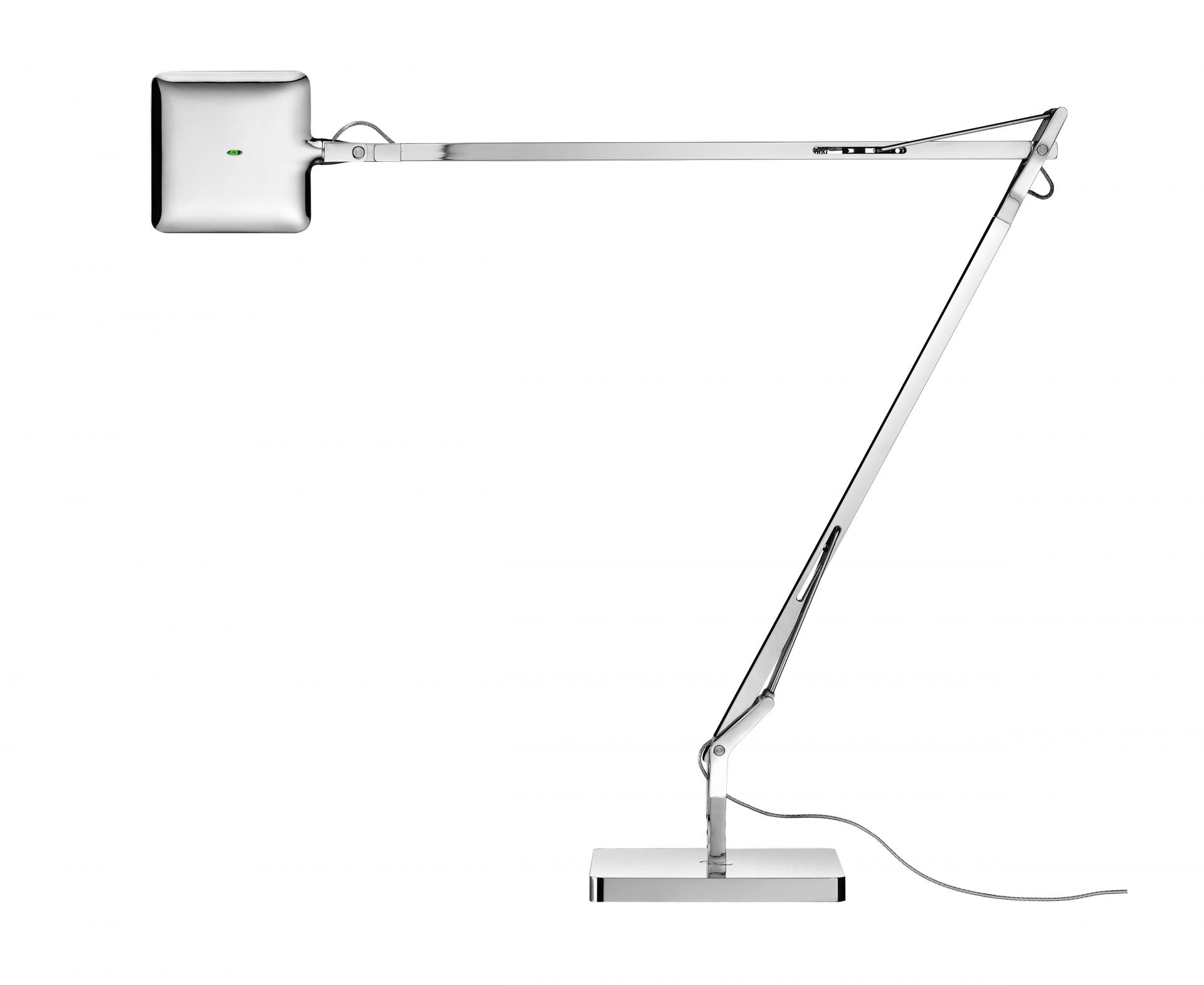 flos kelvin led lamp balanced arm lamp with f3315033. Black Bedroom Furniture Sets. Home Design Ideas