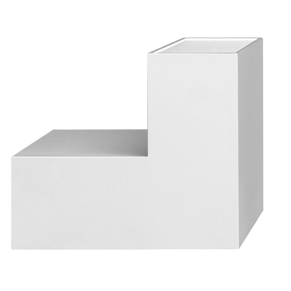 flos long light applique indirect 20cm led f0010009 l mparas de dise o. Black Bedroom Furniture Sets. Home Design Ideas