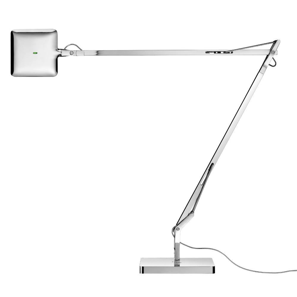 flos kelvin led table lamp with base f3311033. Black Bedroom Furniture Sets. Home Design Ideas