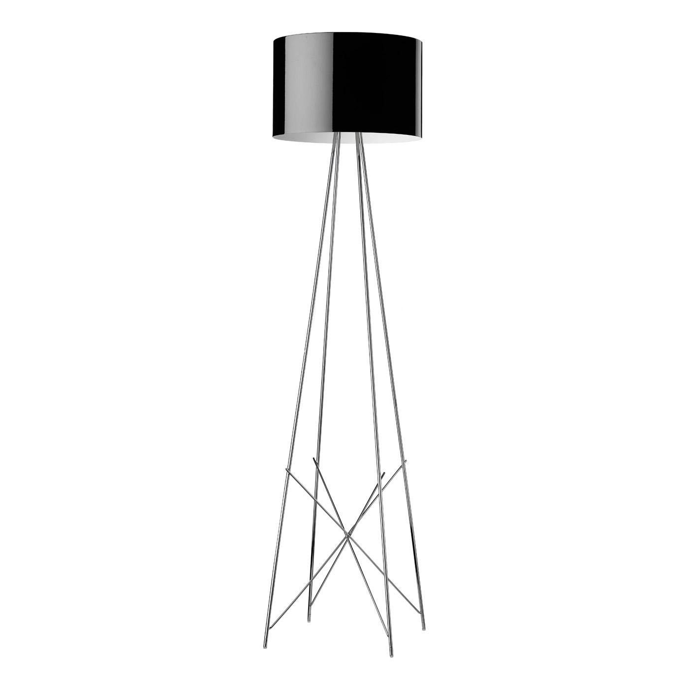 Flos ray t switch table lamp white f5941009 lamparas de for Flos ray t table lamp