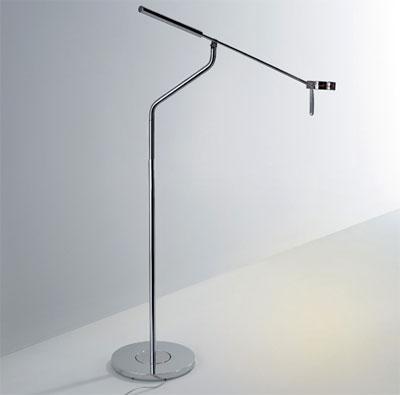 Fontana Arte Three Sixty lámpara of Floor Lamp 1x35w 5475CR ...