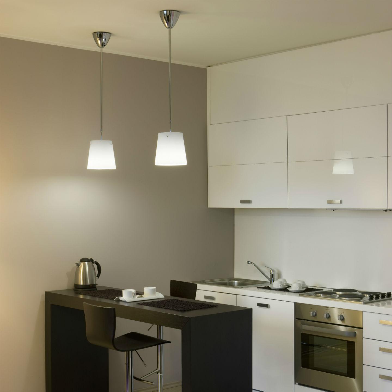 fontana arte 1853 accessoire abat jour verre pour ps1853 1 l mparas de dise o. Black Bedroom Furniture Sets. Home Design Ideas