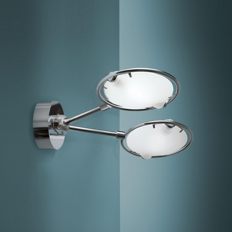 Fontana Arte Nobi Applique 2 lampade 2x120w R7s HA 3595NSNEW ...