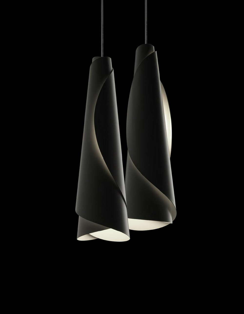Foscarini maki l mpara colgante gu10 1x35w blanco 219007 - Diseno lamparas colgantes ...