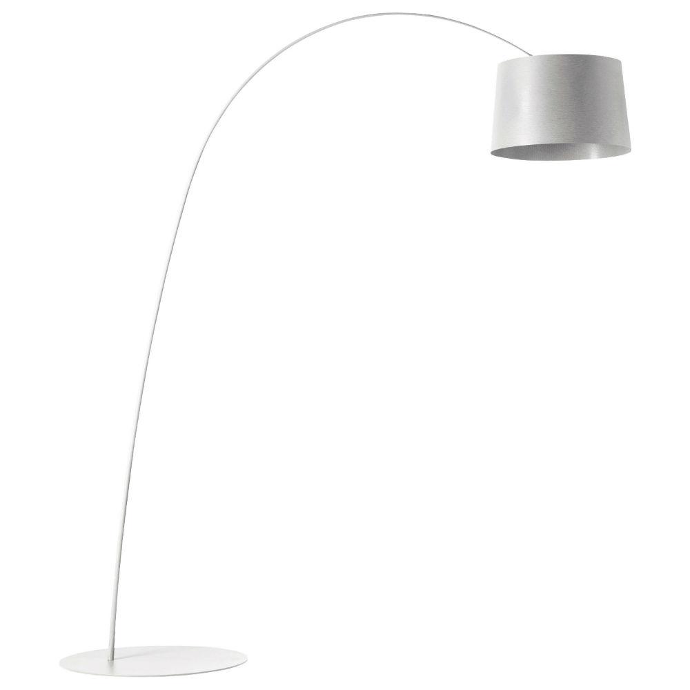 Foscarini twiggy floor lamp e27 3x77w white 159003 10 for Replicas lamparas de diseno