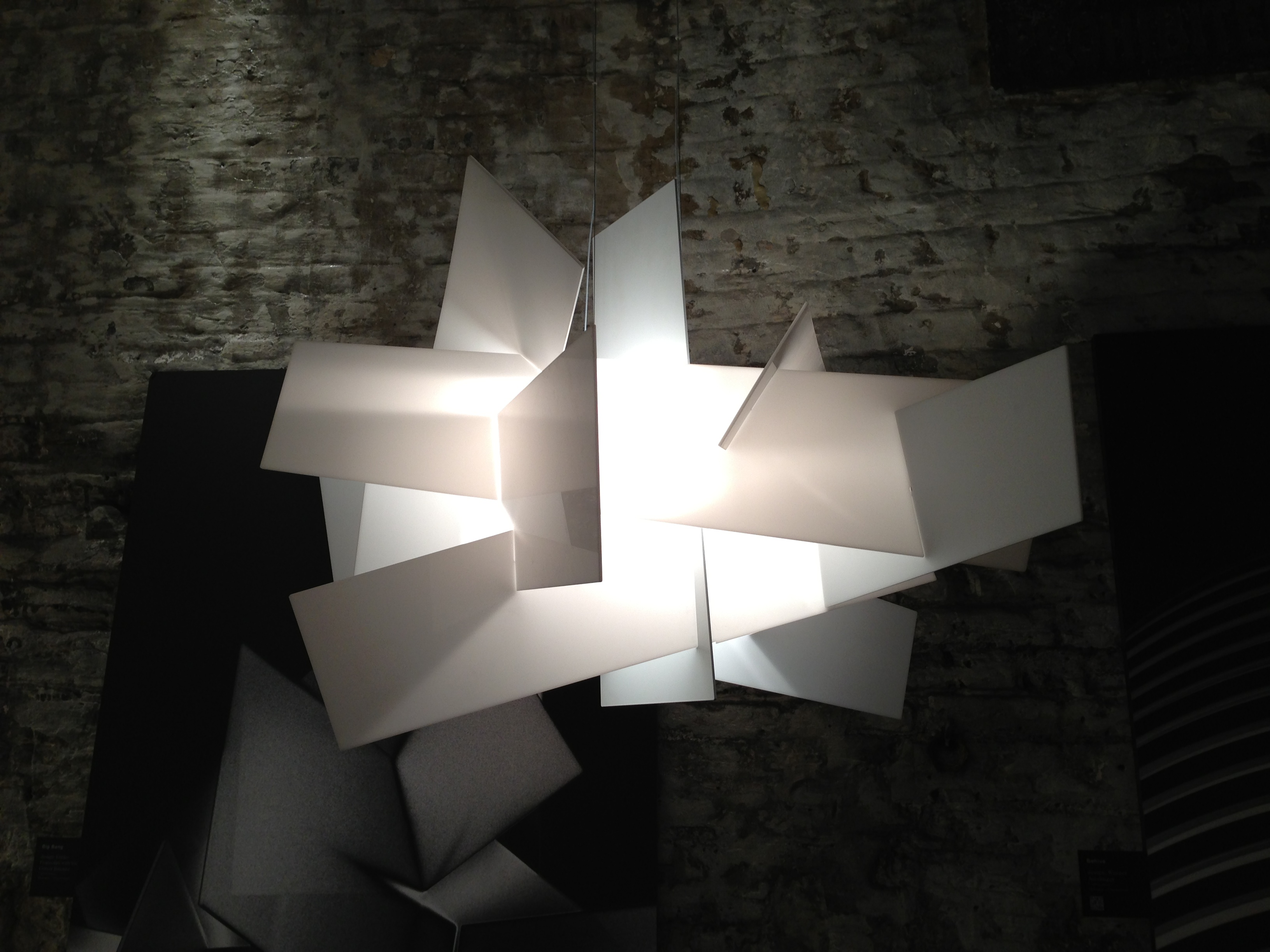 Plafoniere Foscarini : Foscarini big bang xl lampada a sospensione r7s 1510072 63