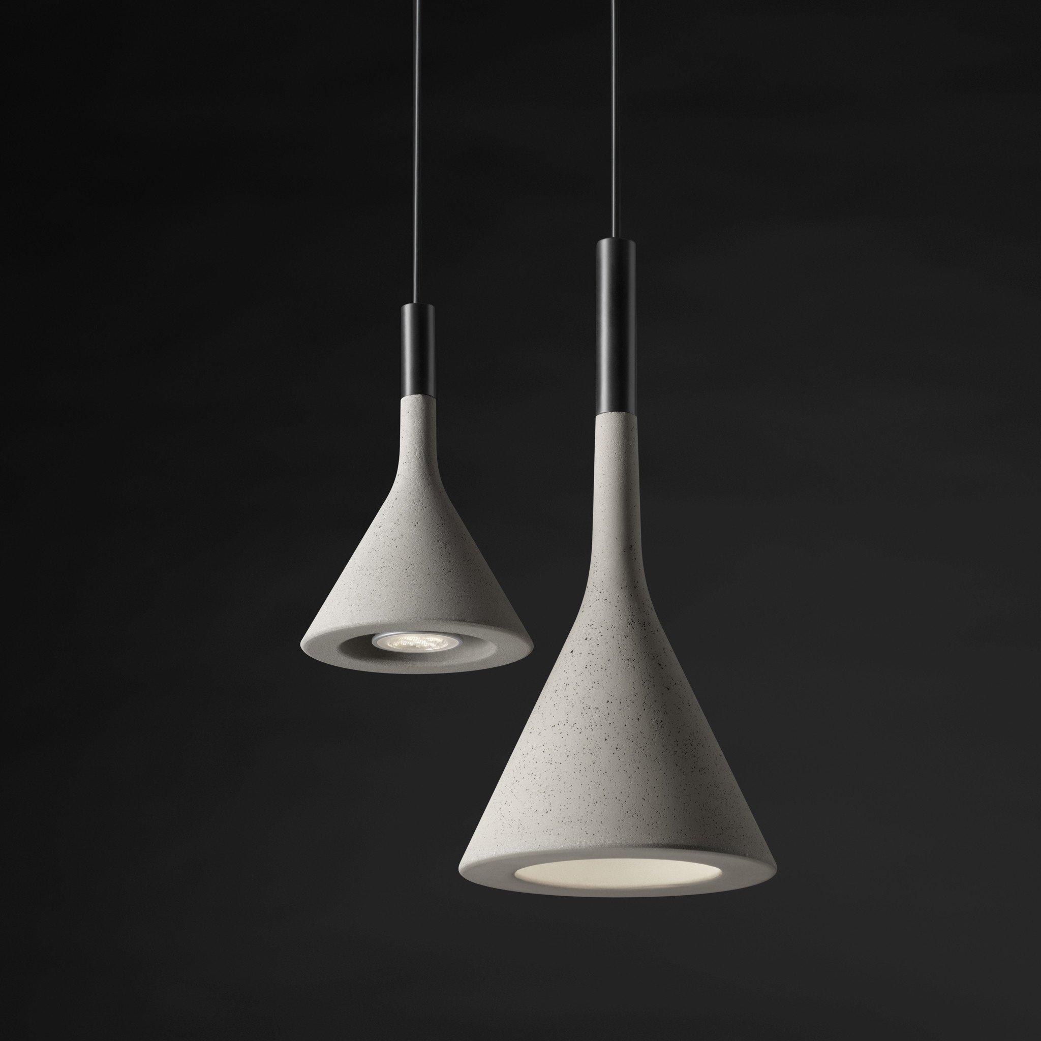 Foscarini Aplomb Mini Lamp Pendant Lamp White 195027sr 10